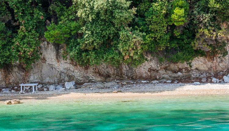 Морская прогулка с барбекю, Корфу