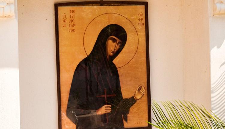 Паломничество к мощам святых, Корфу