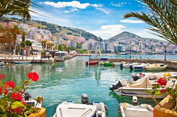 Экскурсия в Албанию, Корфу