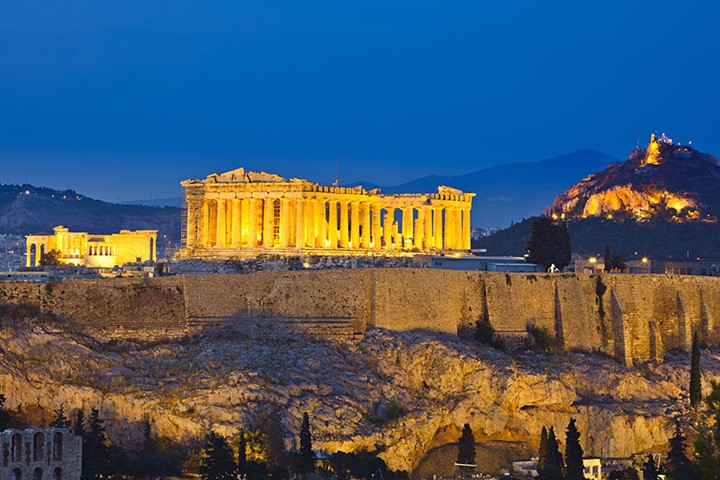 Athens, a city of warmth to host your incentive event