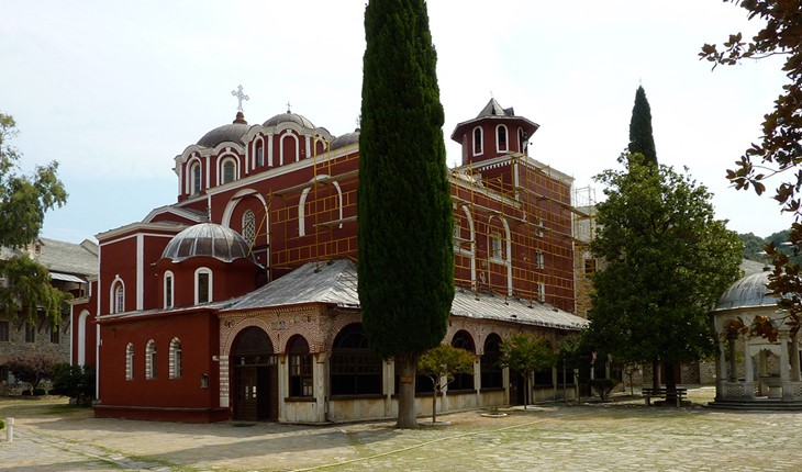 Pilgrimage Tour to the Holy Mountain of Mount Athos (1 day), Halkidiki