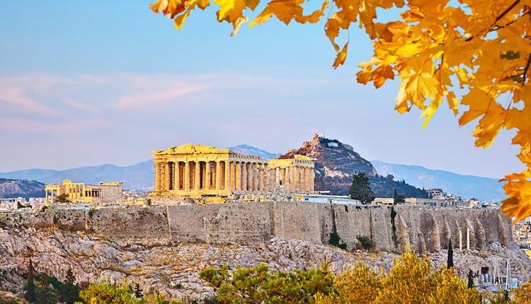 Выходные в Греции (5 дней / 4 ночи), Афины
