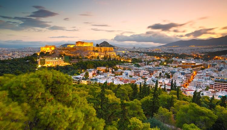 Новый год в Афинах (5 дней / 4 ночи), Афины