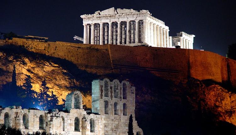 Новый год в Афинах (Дельфы) (4 дня / 3 ночи), Афины