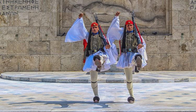 Новый год Афины - Дельфы - Метеоры (8дн / 7н), Афины
