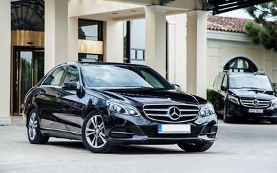 Mercedes-Benz E300 Hybrid
